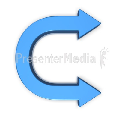 Clipart double arrow jpg transparent download Double Arrow C Curve - Signs and Symbols - Great Clipart for ... jpg transparent download