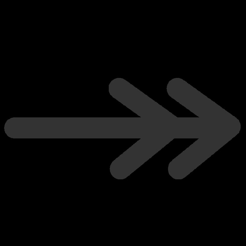 Clipart double arrow transparent stock Double arrow places clipart - ClipartFest transparent stock