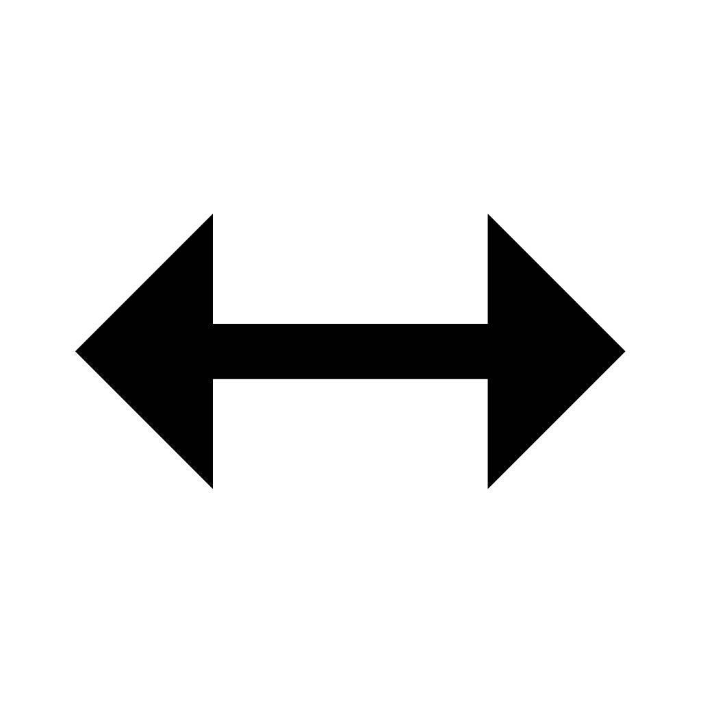 Clipart double arrow clip art transparent download Double arrow clip art - ClipartFest clip art transparent download
