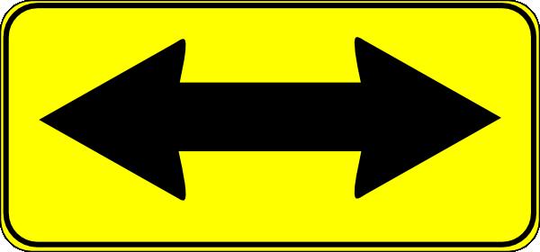Clipart double arrow clip art freeuse download Double Arrow Sign Clip Art at Clker.com - vector clip art online ... clip art freeuse download