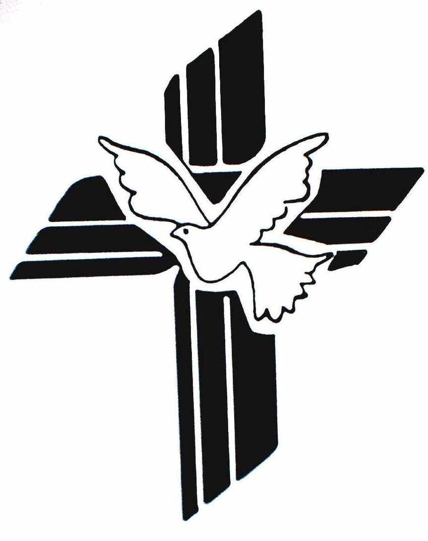 Dove and a cross clipart clip art Showing post & media for Cross with dove cartoon.. Free clipart ... clip art