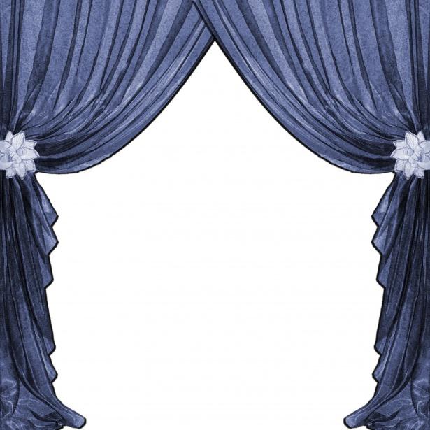 Clipart drapes clip transparent stock Drapes, Curtains Blue Clipart Free Stock Photo - Public Domain Pictures clip transparent stock