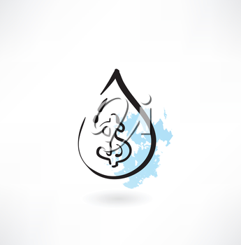 Clipart drop money svg library drop money icon #813062 | iCLIPART.com svg library