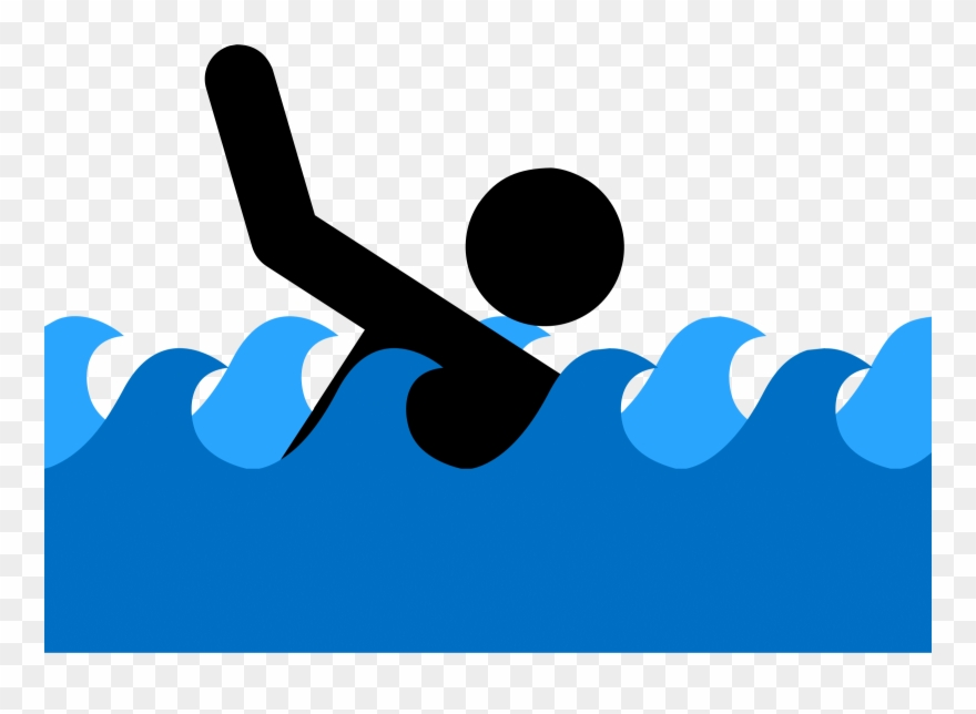 Clipart drowning jpg freeuse download Drowning - Drowning Clipart - Png Download (#1092937) - PinClipart jpg freeuse download