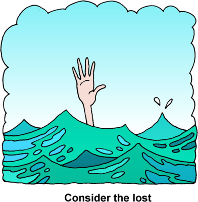 Clipart drowning svg freeuse download Image: Man Drowning   Christart.com svg freeuse download