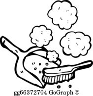 Clipart dusting vector Dust Clip Art - Royalty Free - GoGraph vector