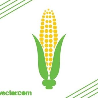 Clipart ear of corn image transparent Ear of corn clipart free vector graphics freevectors - WikiClipArt image transparent