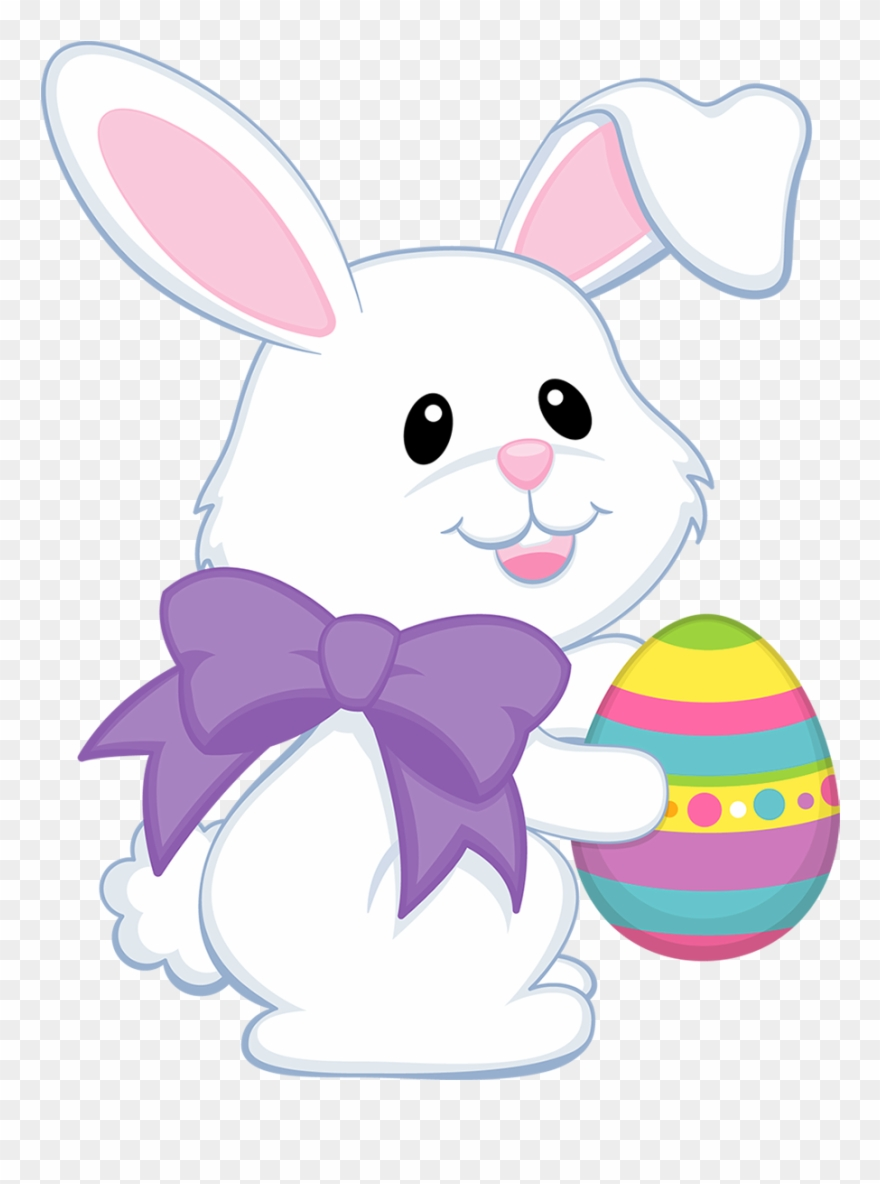 Transparent easter clipart free Clipart Best - Easter Bunny Clipart Transparent - Png Download ... free