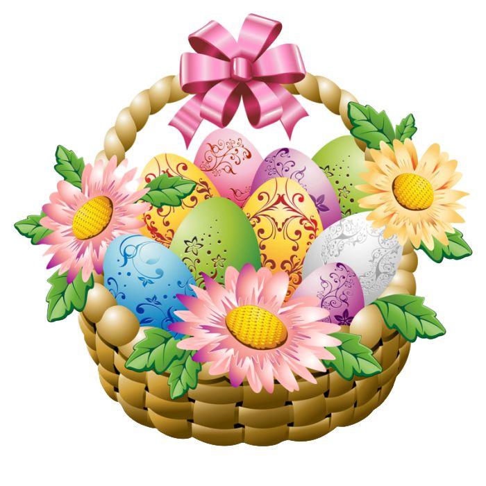 Clipart easter basket graphic transparent 384 best ideas about Easter Clip Art on Pinterest | Clip art ... graphic transparent