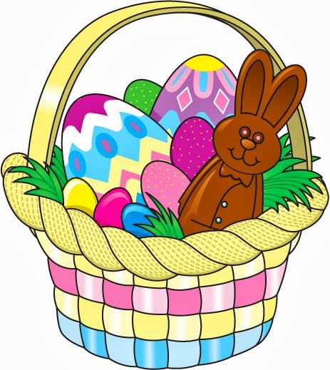 Clipart easter basket bunny clip freeuse download 1000+ images about easter clipart on Pinterest | Clip art, Eggs ... clip freeuse download
