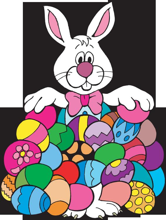 Clipart easter basket bunny transparent stock Easter basket free clipart images - ClipartFest transparent stock