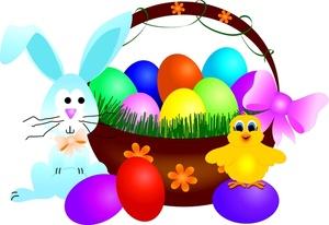 Clipart easter basket bunny clip art royalty free download Easter Basket Bunny Clipart - ClipArt Best clip art royalty free download