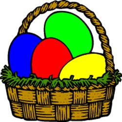 Clipart easter egg basket graphic Easter Egg Hunt Clip Art & Easter Egg Hunt Clip Art Clip Art ... graphic
