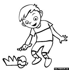 Clipart easter egg hunt black and white. Print free coloring pages