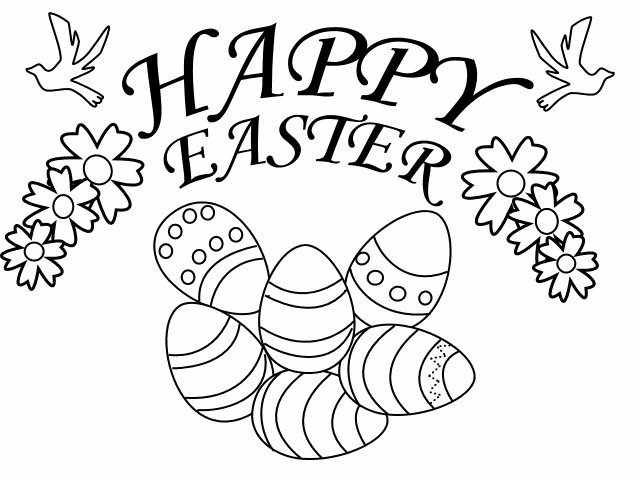 Clipart easter printables svg freeuse Clipart easter printables - ClipartFest svg freeuse