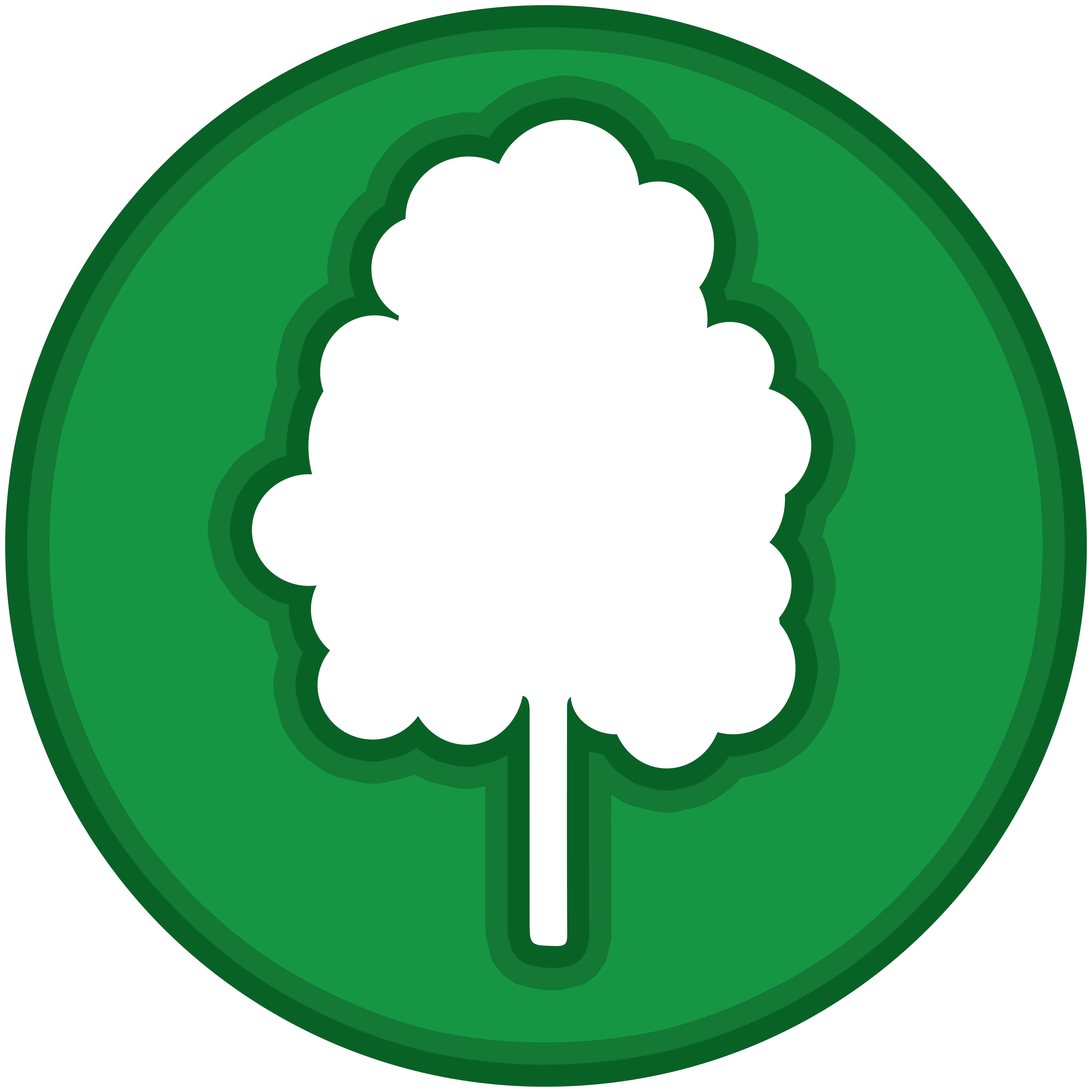 Clipart eco image transparent library Eco Green Tree PNG Clipart - Best WEB Clipart image transparent library