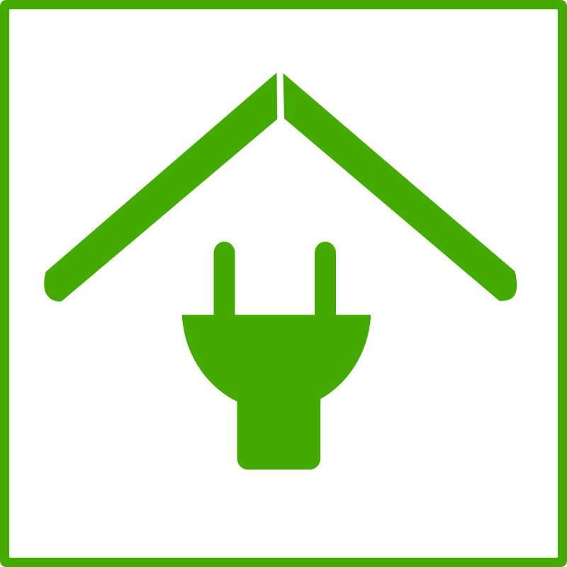 Clipart eco house png stock Free Clipart: Eco green house icon | dominiquechappard png stock
