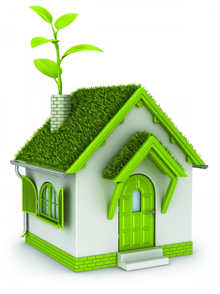Clipart eco house svg free library Going Green when you Remodel Your Home | JewishinStLouis svg free library