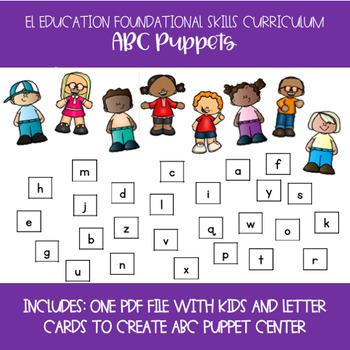 Clipart education curriculum pdf free EL Education Kindergarten Foundational Skills ABC Puppets free