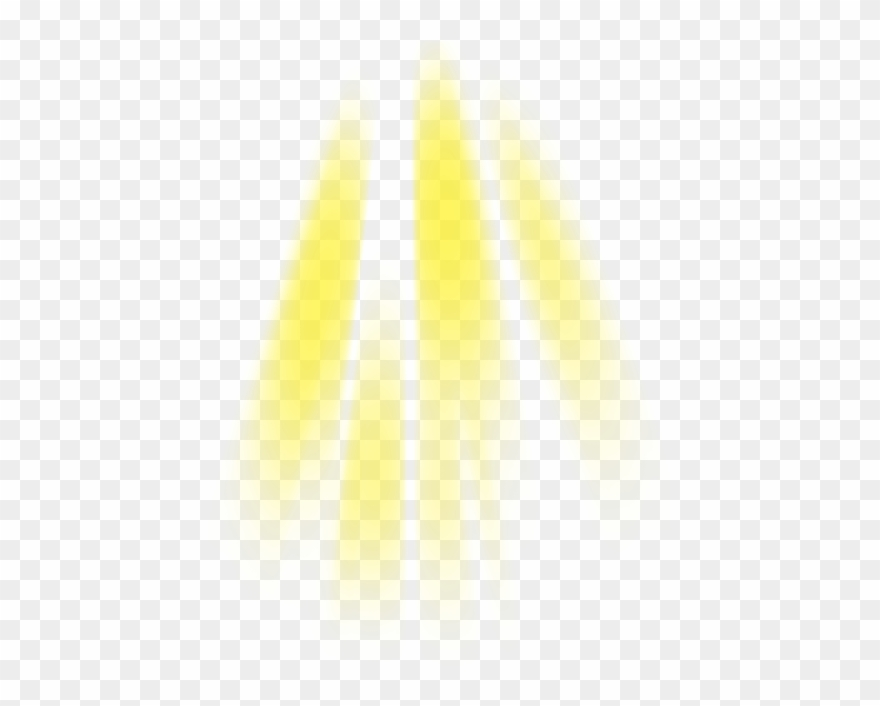 Clipart effects for photoshop png download Yellow Sunlight Beam Effect - Effect For Photoshop Png Clipart ... png download
