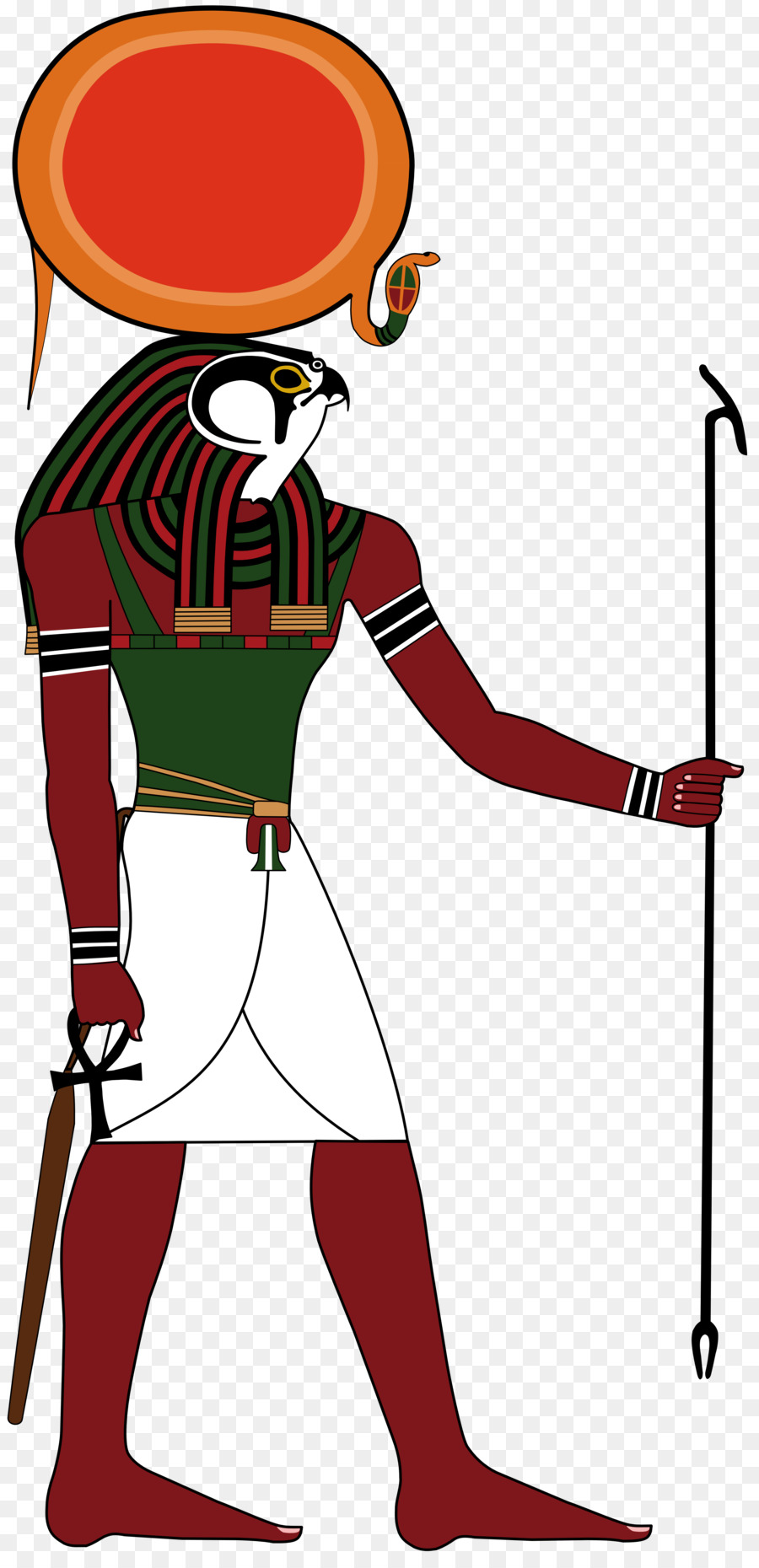 Clipart egyptian gods image download Egyptian Gods png download - 3333*6844 - Free Transparent Ancient ... image download