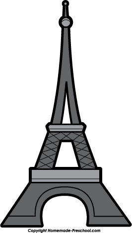 Eiffel tower clipart free svg freeuse stock Free Eiffel Tower Clipart svg freeuse stock