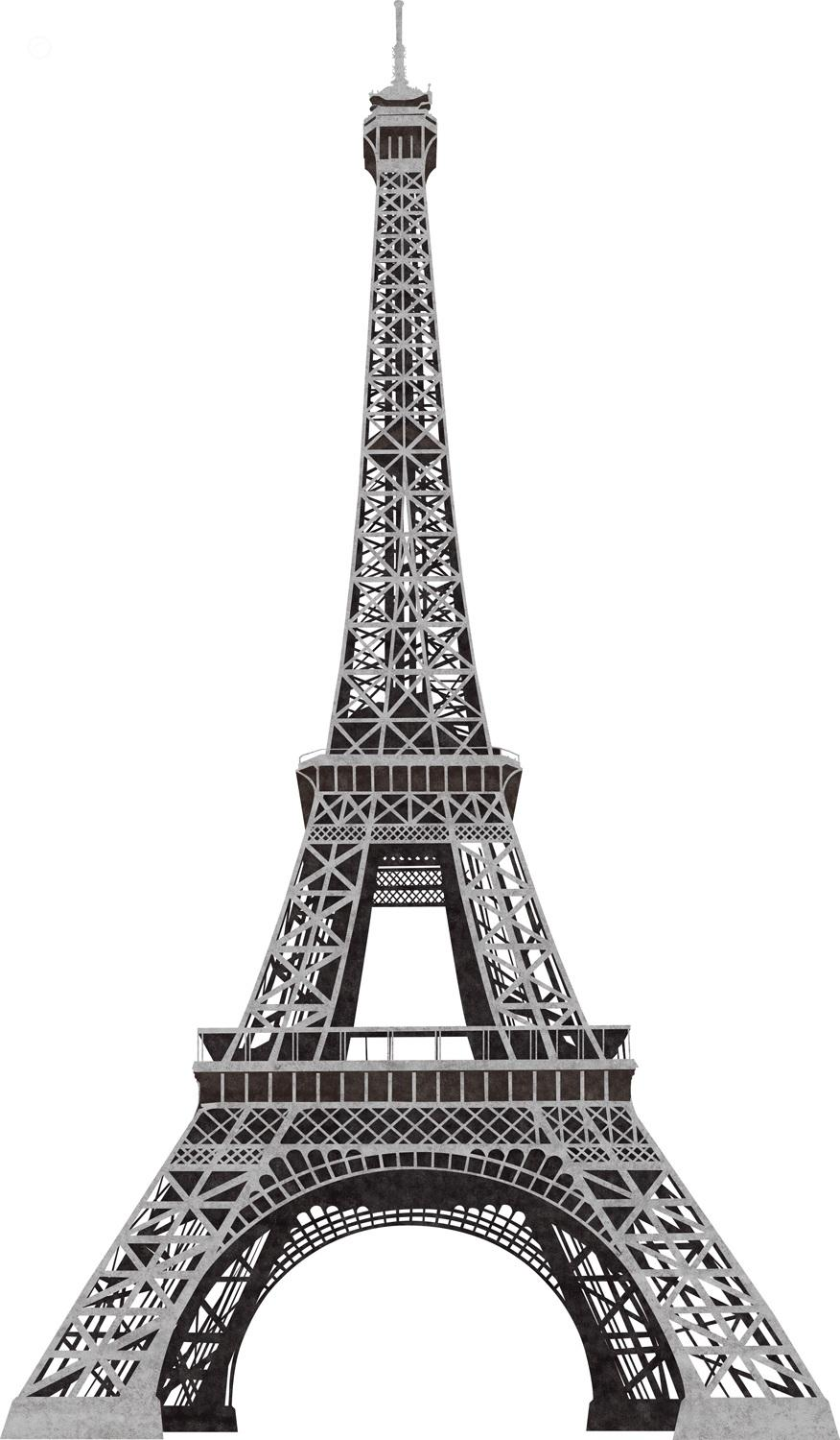 Clipart of the eiffel tower graphic black and white download Free eiffel tower clip art pictures clipartix 2 - Cliparting.com graphic black and white download