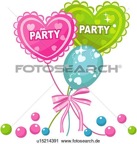 Clipart einladung vector free library Clipart - brief, von, einladung, party, heart entwickelte ... vector free library