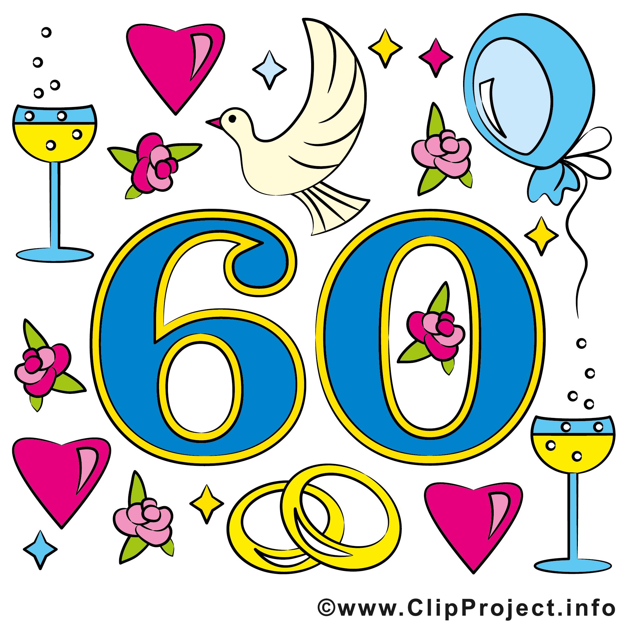 Clipart einladung 60 geburtstag svg library download Geburtstagssprüche Zum 60 Geburtstag | Jtleigh.com ... svg library download
