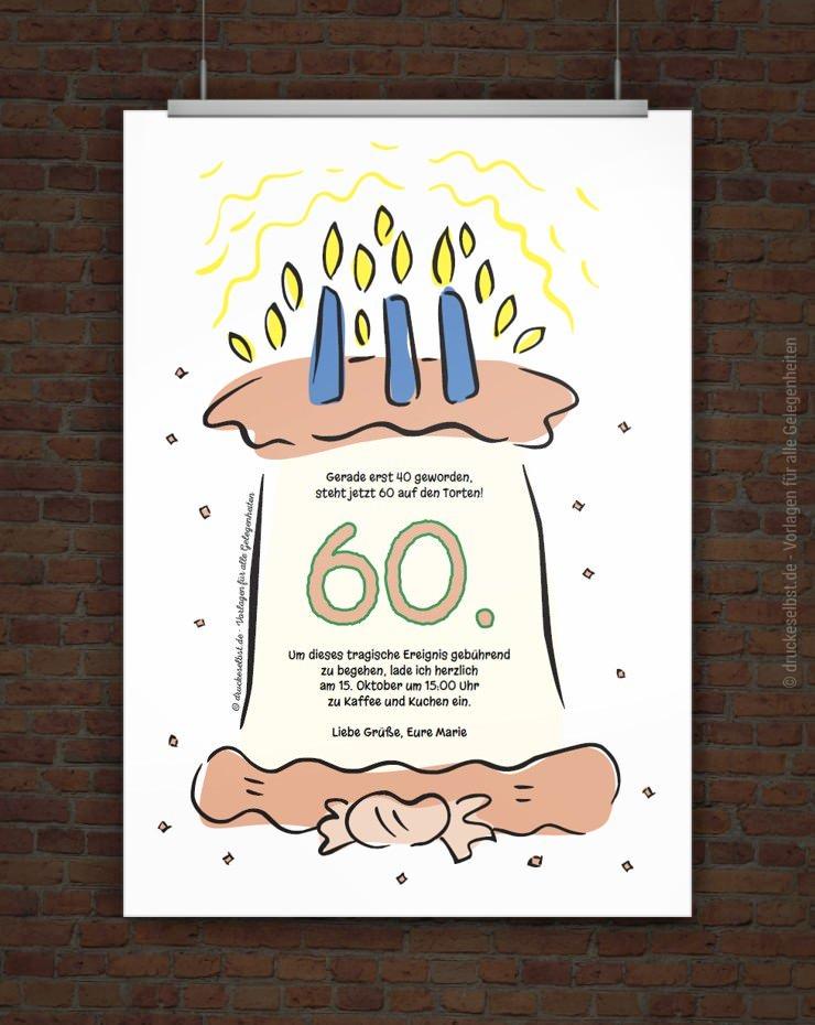 Clipart einladung 60 geburtstag clip art free library Drucke selbst! Kostenlose Einladung zum 60. Geburtstag clip art free library