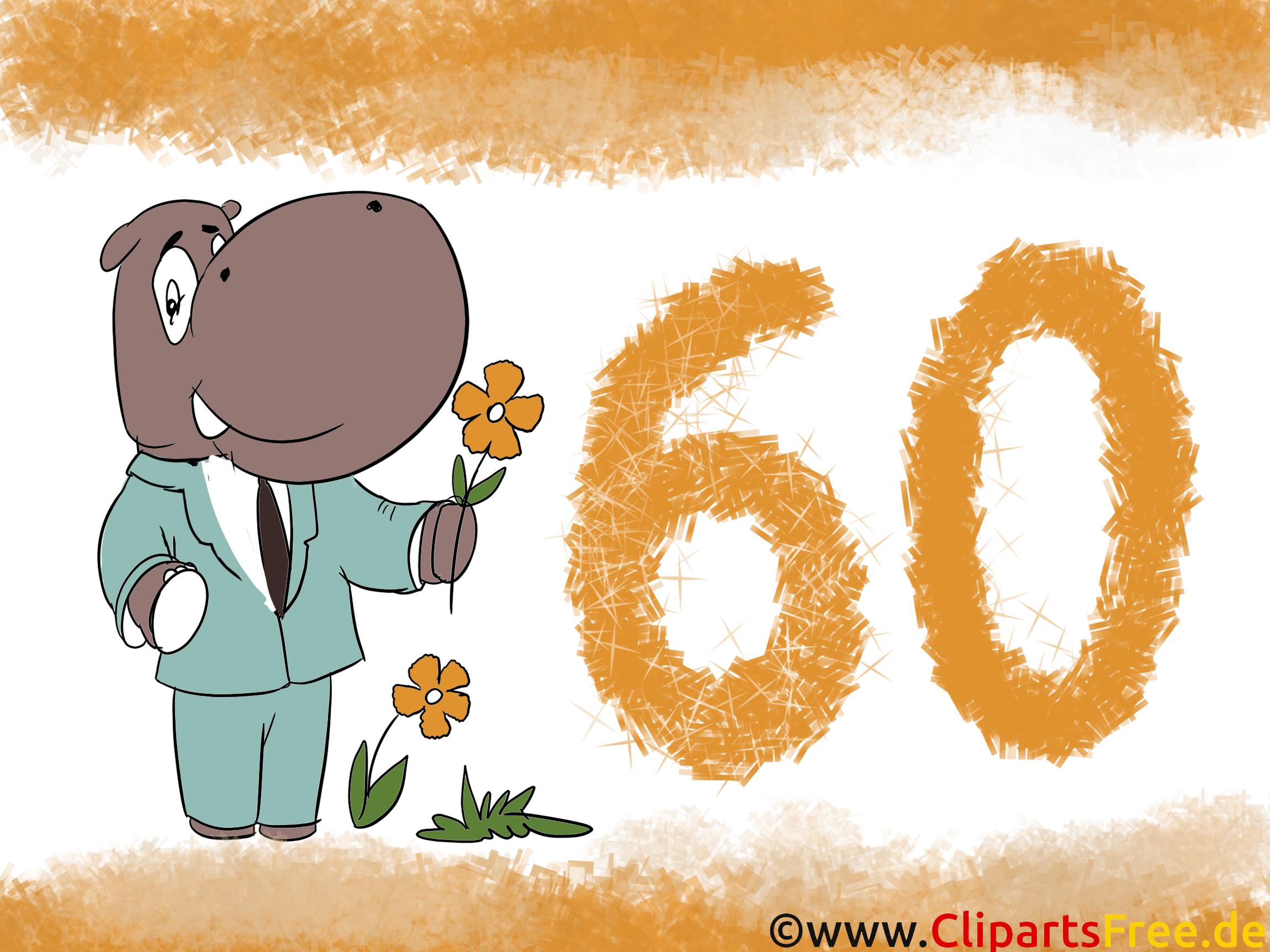 Clipart einladung 60 geburtstag image Geburtstagssprüche Zum 60 Geburtstag | Jtleigh.com ... image