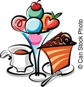 Clipart eis essen png transparent download Vector Illustration of ice cream csp8973022 - Search Clipart ... png transparent download
