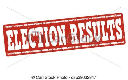 Clipart election results banner stock Election results clipart 6 » Clipart Portal banner stock