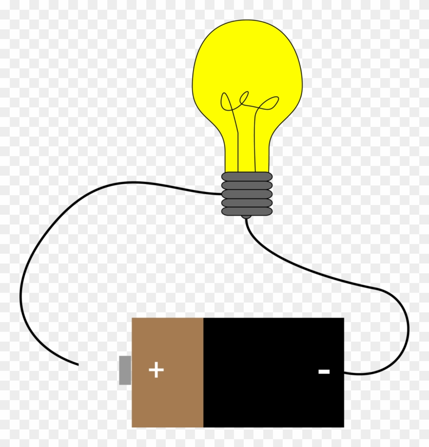 Electric clipart images clip art royalty free download Bulb Clipart Electric Current - Electric Circuit Light Bulb - Png ... clip art royalty free download