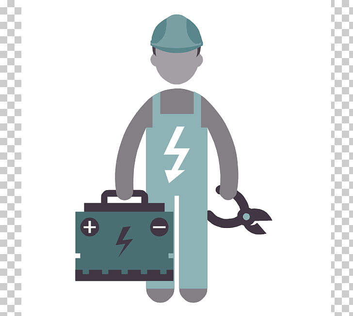 Clipart electrical work vector free stock Electrical engineering Electrician Electricity , Field Work s PNG ... vector free stock