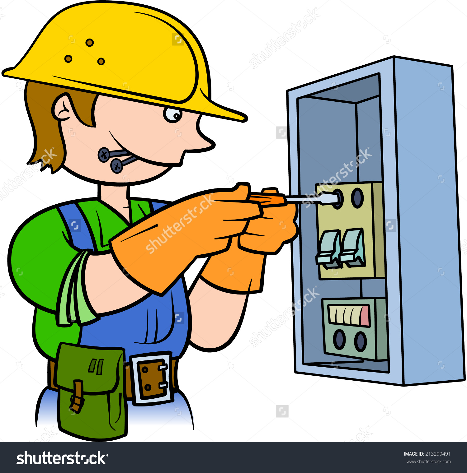 Clipart electricicon jpg free library 28+ Electrician Clipart | ClipartLook jpg free library