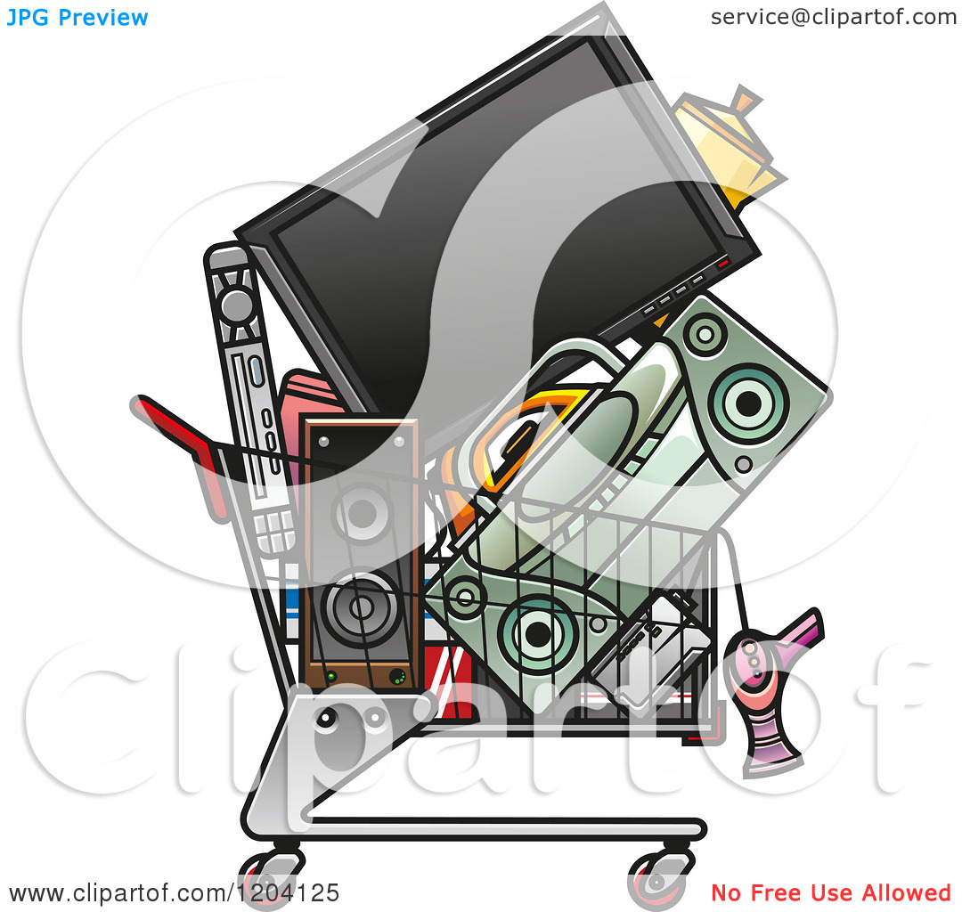 Clipart electronics. Free clipartfest of a