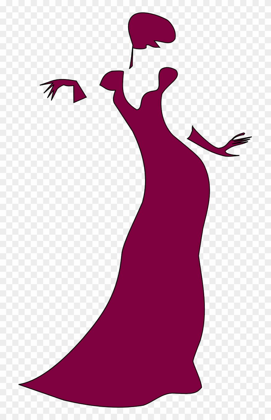 Clipart elegant clipart download Elegance Clipart Elegant Lady - Heather In Haven [book] - Png ... clipart download