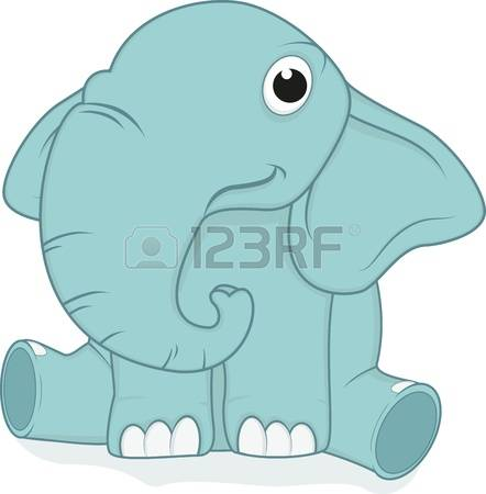 Clipart elephant with big head picture transparent stock 517 Big Head Figure Cliparts, Stock Vector And Royalty Free Big ... picture transparent stock