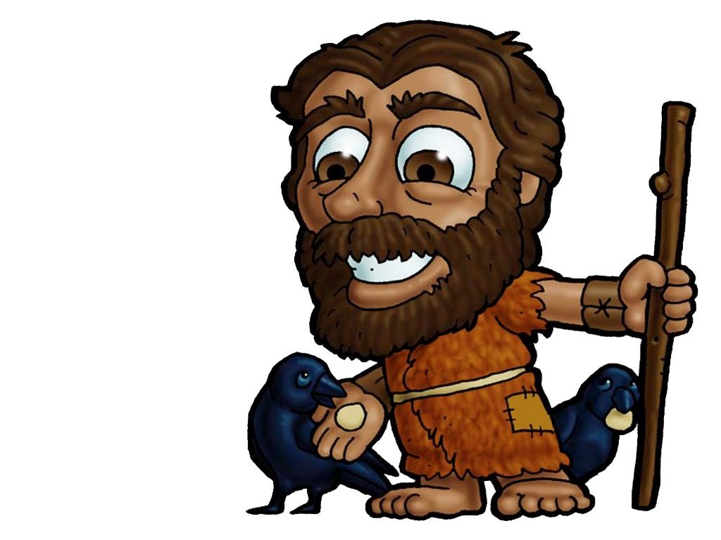 Clipart elijah clipart FreeBibleimages :: Bible Characters: Men - Group 1 :: Clip art Bible ... clipart