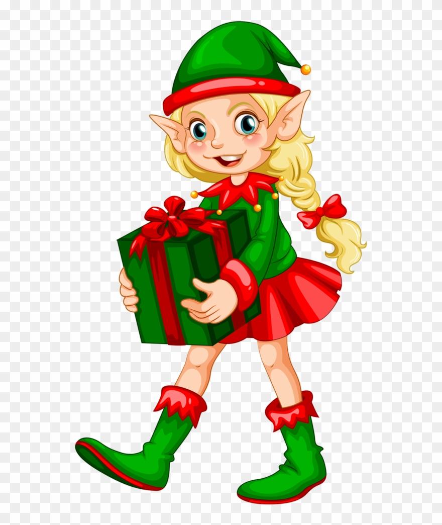 Clipart elves clip art freeuse download Elves ‿✿⁀°••○ - Clipart Christmas Elves - Png Download (#95853 ... clip art freeuse download