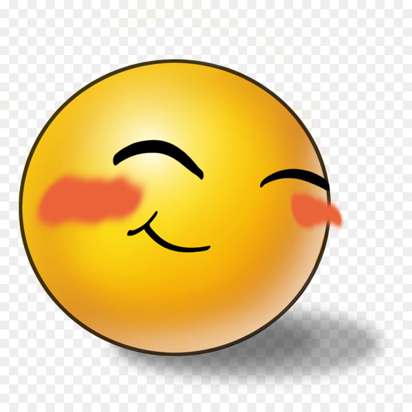 Clipart embarrassed smiley face vector free library Blushing Smiley Emoticon Emoji Clip art - Blushing Emoji PNG Photos ... vector free library