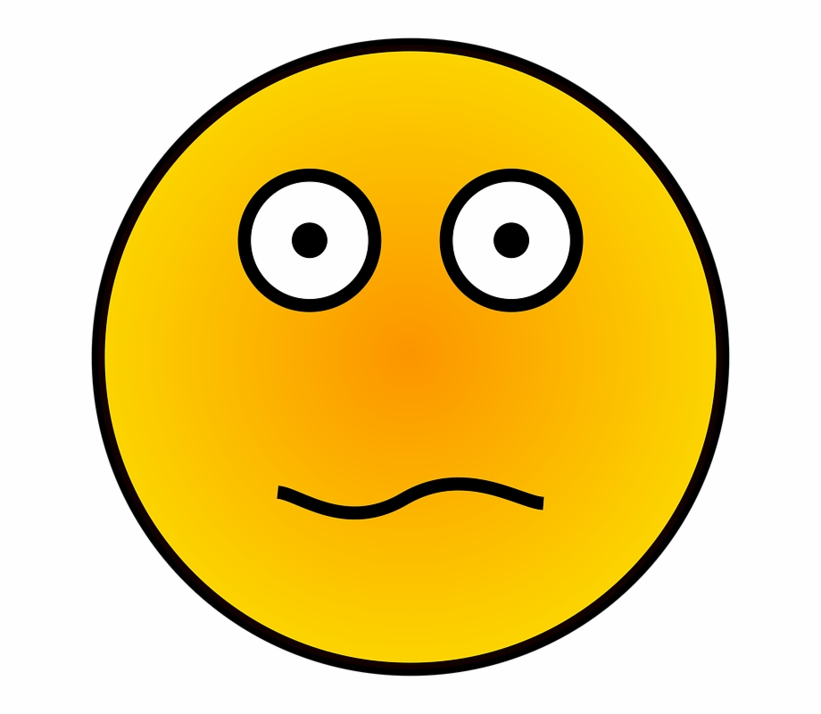 Clipart embarrassed smiley face clip free library Emoticon Face Smiley Unwell Unhappy Embarrassing - Smiley Face Clip ... clip free library