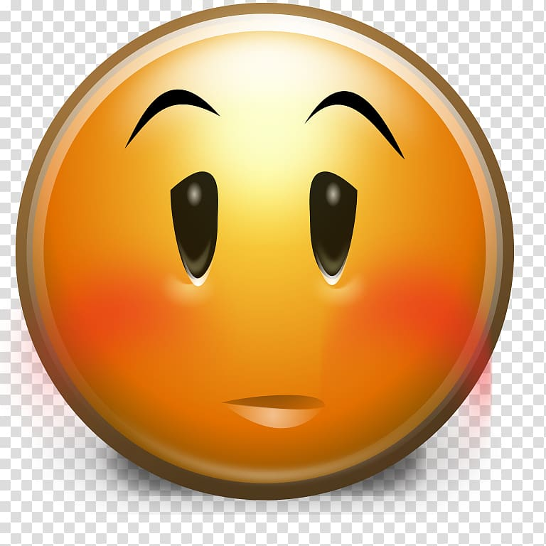 Clipart embarrassedc vector transparent download Emoticon Smiley Embarrassment Emoji Blushing, embarrassed ... vector transparent download