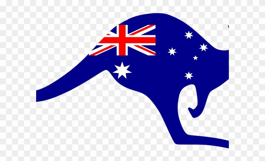 Clipart embassy australia vector transparent Australia Flag Clipart Black - Flag Of Australia - Png Download ... vector transparent
