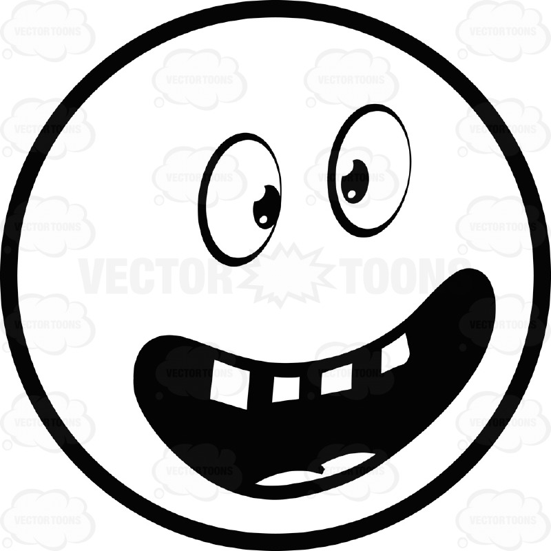 Clipart emoji silly face black and white clip library Free Black And White Smiley Faces, Download Free Clip Art, Free Clip ... clip library