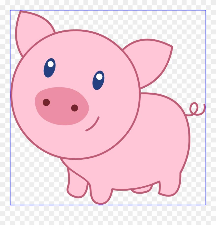 Clipart en jpg svg royalty free library Pig Clip Art Jpg Library Download - Pig Clipart - Png Download ... svg royalty free library