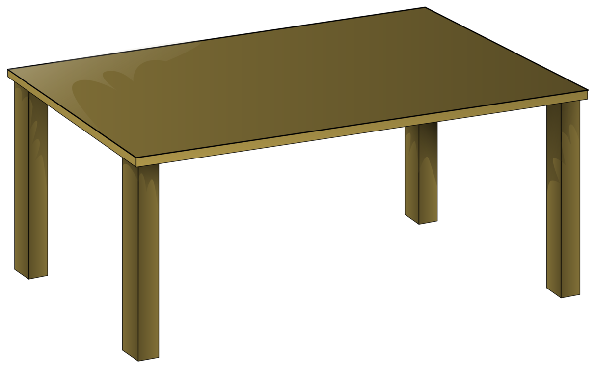 Clipart end table clipart freeuse Angle,End Table,Coffee Table Vector Clipart - Free to modify, share ... clipart freeuse