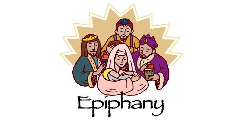 Epiphany clipart