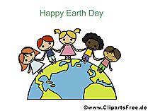 Clipart erde kostenlos image stock Tag der Erde Bilder, Cliparts, Cartoons, Grafiken, Illustrationen ... image stock
